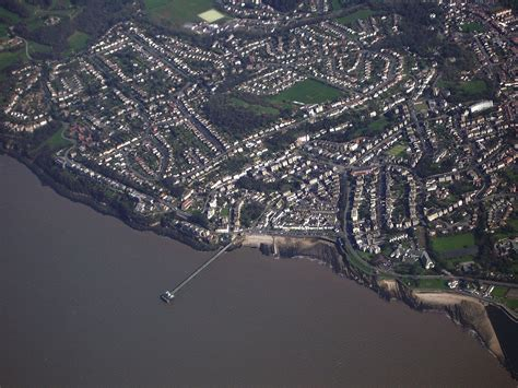 Is In The Air by Clevedon