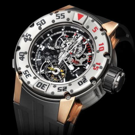 richard mille rm 025 tourbillon chronograph best dive