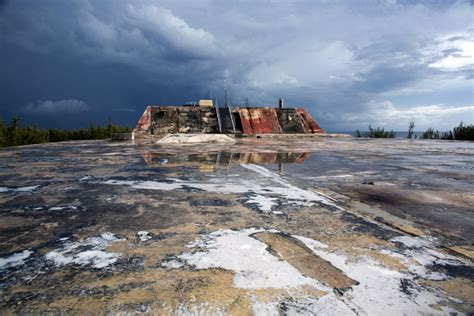 abandoned site 4 nuclear testing sites humans destroyed way worse than