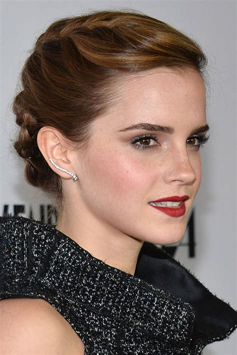 Emma Watson hair : Photo album   sofeminine