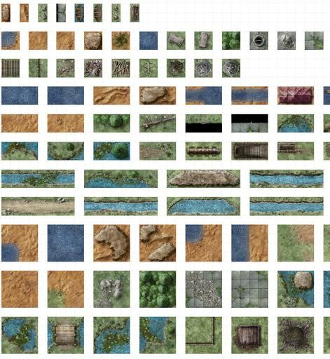 d d dungeon tiles reincarnated wilderness books dungeon tiles reincarnated wilderness maps roll20