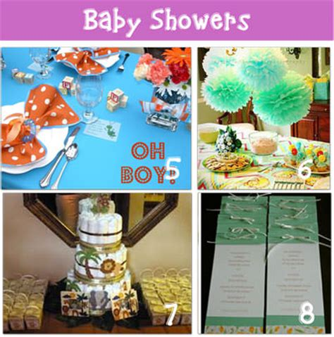 baby shower ideas couples baby shower decoration ideas