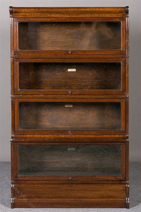 globe wernicke bookcase antiques atlas