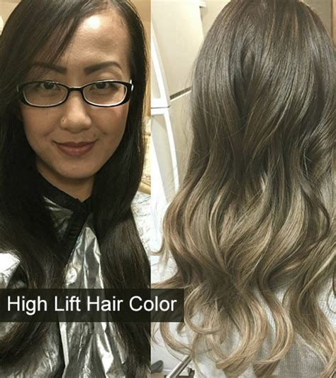 hi lift hair color high lift hair dye hairstyle inspirations 2018