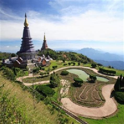 attractions : doi inthanon national park