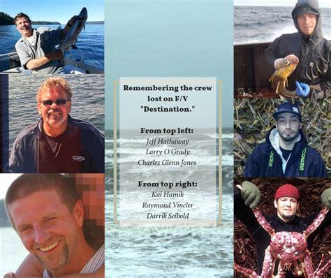 crab boat destination crew found f v destination seattle missing boat alaska bering sea