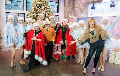 Canadian Airline Christmas Giveaway - ctv s the marilyn denis show hits a holiday high note with more than 1 million in