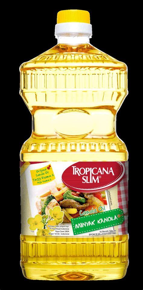 Minyak Canola kenalan sama tropicana slim canola rumah memez