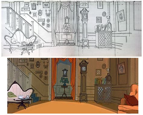 layout in animation 101 dalmatians one1more2time3 s weblog