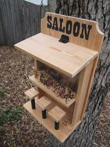Small 2 Bedroom Cabin Plans how to make a saloon bird feeder diy projects for everyone