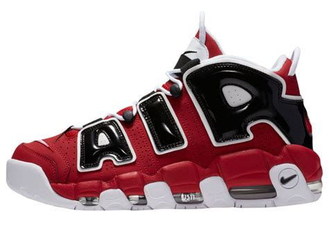 Nike Air More Up Tempo Chicago Bulls Nike Air More Uptempo Bulls Date De Sortie Release Date