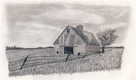 pencil drawings graphite pencil drawings of landscapes