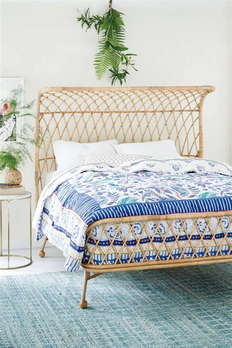 Wicker Bed by Sweet Rattan Dreams