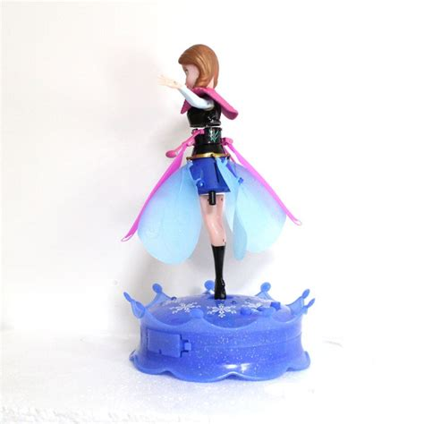 Sayang Anak Mainan Anak Beautiful Flying With Musi Limited tokuniku flying boneka frozen sensor tangan light and