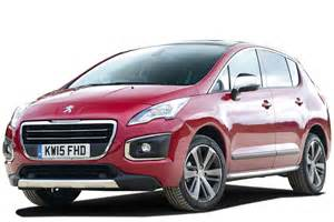 Peugeot Cars Peugeot 3008 Mpv Review Carbuyer