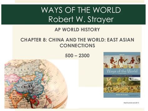 chapters in the history of the in the isles classic reprint books chapter 8 ways of the world ap world history book by r
