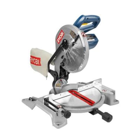 ryobi 14 10 in compound miter saw ts1344l the home