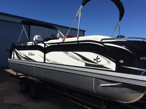 tritoon boats for sale in oklahoma jc tritoon marine boats for sale boats