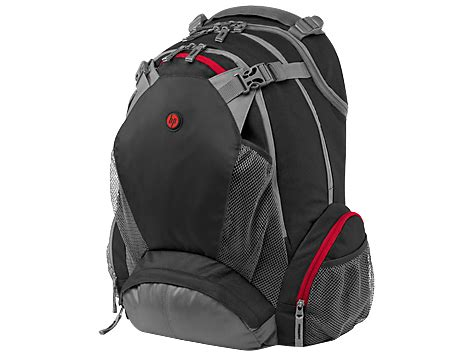 full featured hp 43 9 cm 17 3 quot full featured backpack f8t76aa hp