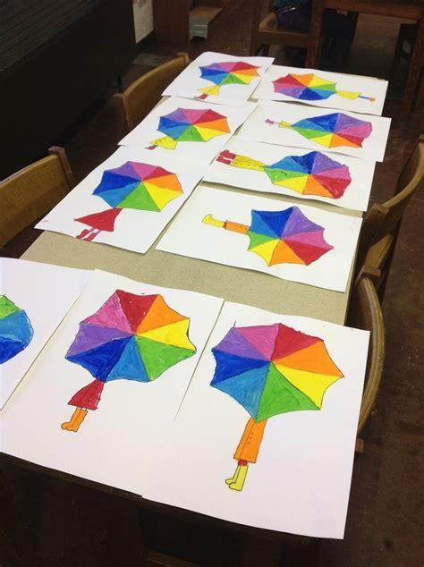 color wheel umbrella color wheel umbrellas