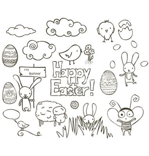 17 Best Images About Doodles Holidays Easter On