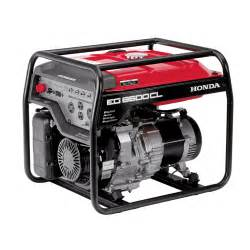 Honda Generators Honda Residential Use Generator Selection Guide Honda
