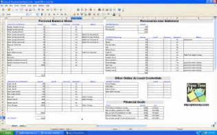 Personal Financial Spreadsheet Day 25 One Stop Dashboard Spreadsheet And Tracking Sheet
