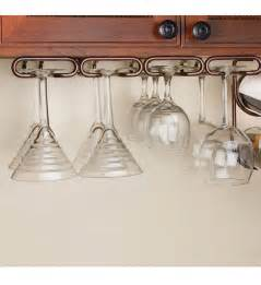 cabinet stemware rack large in wine glass racks