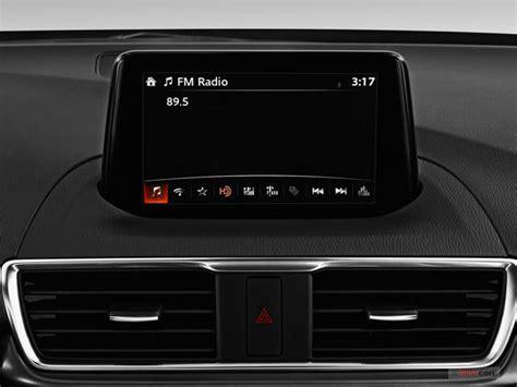 mazda 3 audio system 2017 mazda mazda3 pictures audio system u s news