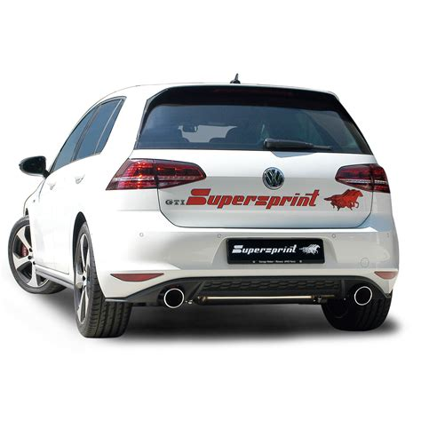 volkswagen tsi vs gti vw golf vii gti quot performance quot 2 0 tsi 230 hp 2013