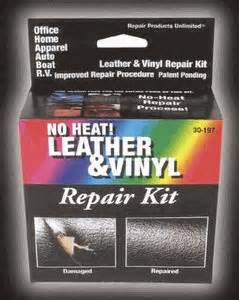 leather repair kit automotive