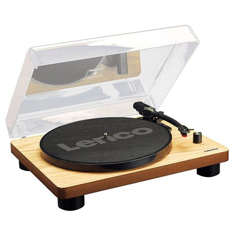 table ls 50 lenco ls 50 turntable wood b stock gear4music