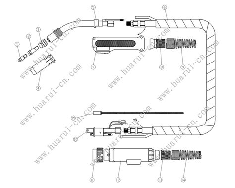 welding torch diagram wiring diagram