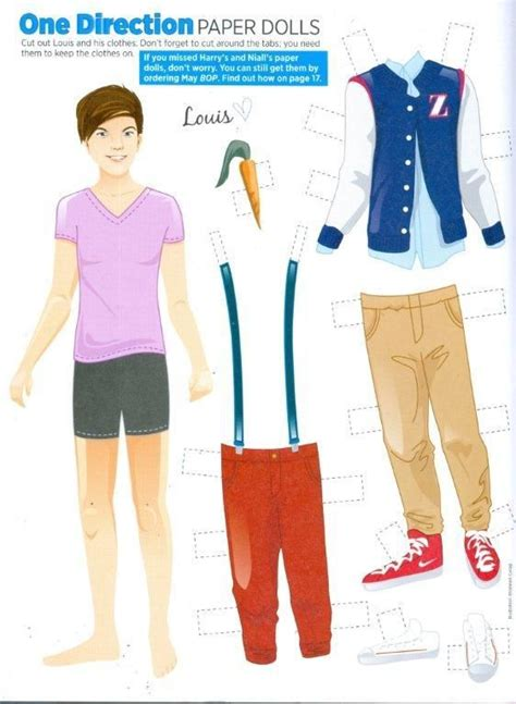 one direction paper dolls liam payne paper doll male models picture