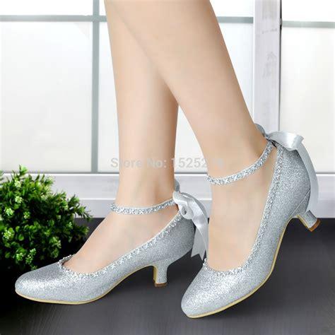 custom made ep31010 fashionsilver bridal closed toe