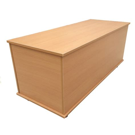 wooden ottoman storage box large wooden ottoman storage chest with lid trunk chest