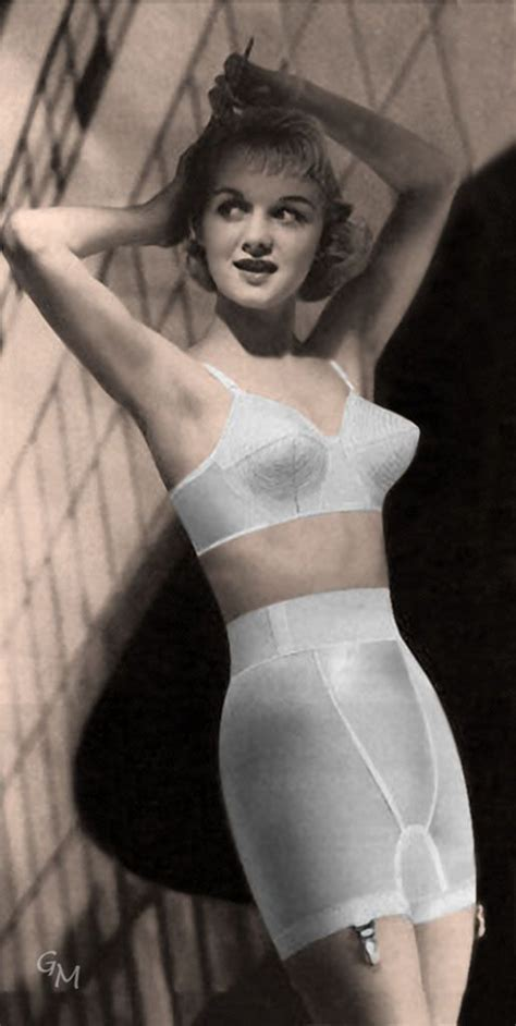 vintage girdle 478 best vintage foundations ads images on pinterest