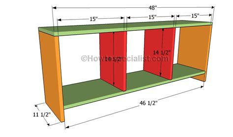 entrance bench plans pdf entry bench plans plans free