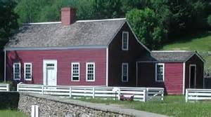 Virtual Room Builder historic structures lippitt farm house the farmers museum