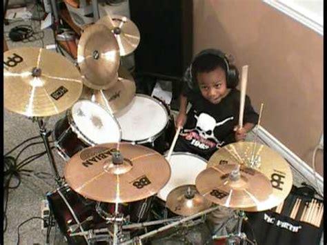 Zz Top La Grange Drum Cover by Zz Top La Grange Drum Cover 4 Year Drummer