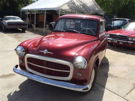 husky wagen 1957 hillman husky wagon for sale other makes husky