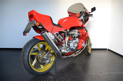 Motorrad Classic Egli by Egli Cbx Red Baron Eine Quot 220 Ber Honda Quot Vom Rahmen Spezialisten
