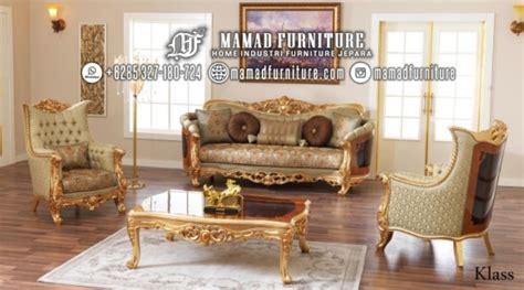 Daftar Kursi Tamu Jati Jepara sofa kursi tamu klasik ukiran jati jepara mamad furniture jepara