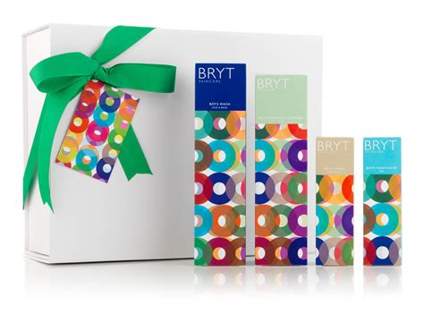gift box for him bryt skincare