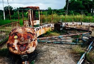 abandoned amusement park beautiful abandoned amusement parks around the world supercompressor com