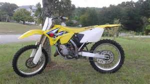 Suzuki Dirt Bikes 125 Archive Rm125 Suzuki 125 Cc Dirt Bike From 2006 Used