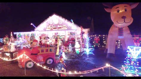 columbus georgia christmas lights perry lights display 2016