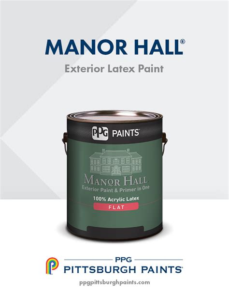 ppg pittsburgh paints manor timeless paint