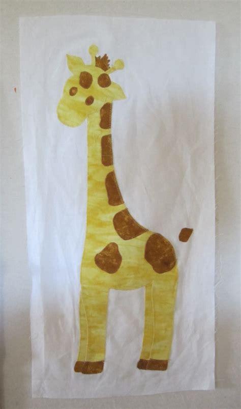Patchwork Giraffe - the giraffe quilt patchwork times by judy laquidara