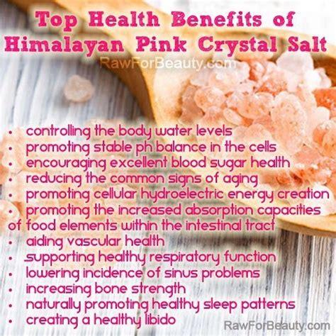 himalayan salt l healing properties the healing properties of unrefined salts allergies